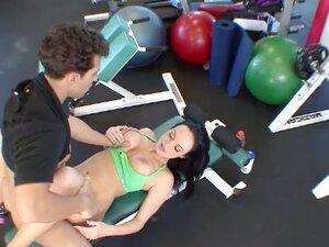 Melissa Lauren in After Hours Aerobics