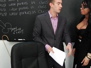 Brazzers Vault: How To Handle Your Students: 101,