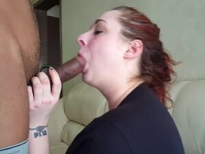 Sucking on my first BBC (Part 5 of 7), My first