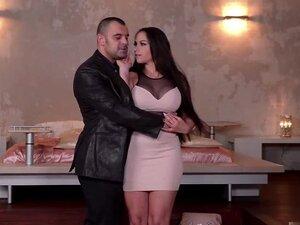 Marta La Croft always wants her man He keeps her