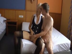 Mature divorced wife likes younger cocks,
