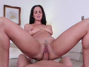Ava Addams & Will Powers in House Wife 1 on 1, Ava