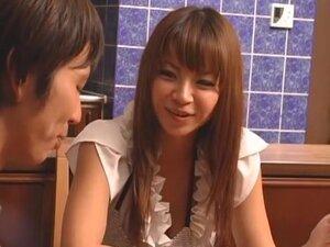 Fabulous Japanese chick Sumire Matsu, Rino