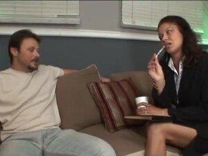 Best pornstar Vanessa Videl in amazing facial,
