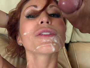 Monique Alexander is a red-head milf with an