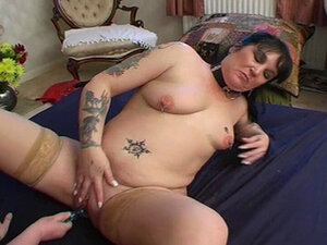 Mature Rhone and Raven Share a Hard Black Cock