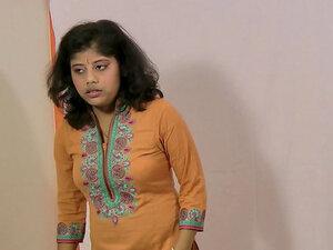 Fat Indian Rupali shows off her big boobies
