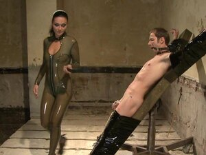 Nomad & Ms Kim in Real Life Bdsm Couple -