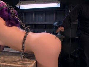 Hard Steel - Kristina Rose, We use a lot of