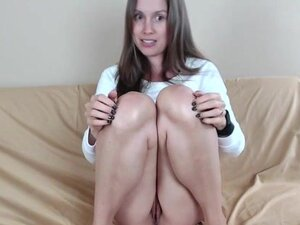 Edging Anal Butt Plug Masturbation, I start out in