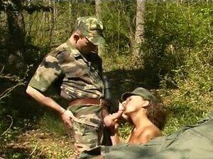 laura guerlain in army
