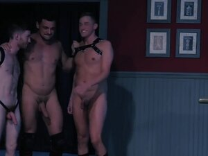 Boy! Do These 2 Love Getting Fisted AT THE SAME