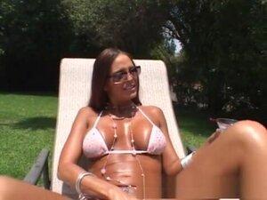 Crazy pornstar Cheyenne Hunter in horny facial,
