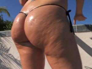 Big Wet Butts: Ass Excess, Madison Rose has a big