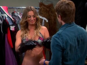 Kaley Cuoco sexy - The Big Bang Theory s07e19 -