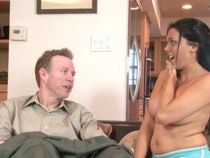 Best pornstars Mark Wood, Megan Foxx, Hanna Haze
