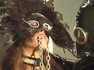 FetishNetwork Movie: Maxine X in Dungeon trap,