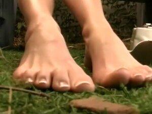 Fabulous pornstar in best foot fetish, fetish