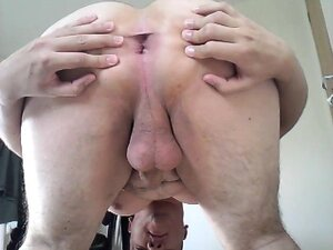 Gay webcam jerk off with cumshot