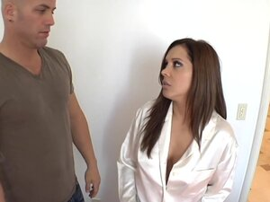 Petting the Cougar, So this week on Porn Star Spa