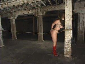 Christina Carter, Glamour bondage meets Hogtied