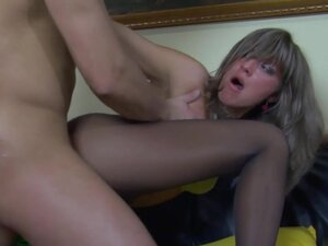 Anal-Pantyhose Movie: Nora and Connor