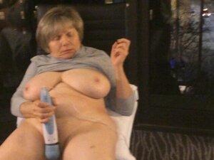 Best mature 12 orgasms hotel window exhibitionist
