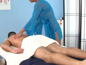 Massage-Parlor: Deep Tissue, Daniel Hunter wanted