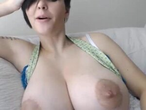 Teen Short Hair Huge Tits Pussy Play Continue on
