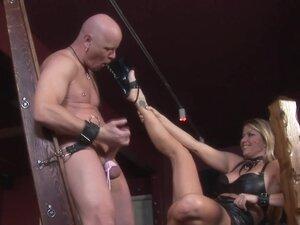 Mistress Nicolette in Bdsm Scene