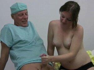 19yo pregnant jerk the doctor