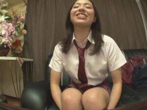 Reira Masaki in JK Cheer Girl 16
