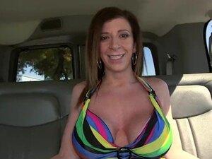 BANGBROS - MILF Sara Jay's Huge Ass Fucked On The