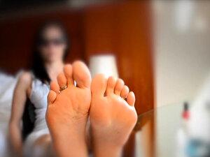 Mistress feet worship compilation