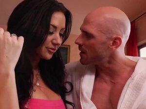 Jayden Jaymes & Johnny Sins in My Dad Shot