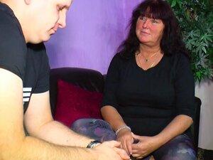 German ugly saggy tits mom fuck at casting