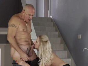 Old man cums inside pussy first time Summer and