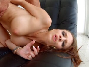 Tall brunette Mary Wet anal hardcore on Ass