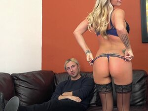 Very horny cougar Rachele gets some dick from a