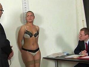 Dirty hardcore job interview