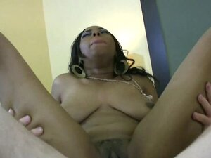 Foxy Black Teen Kendall Woods Gets Nailed