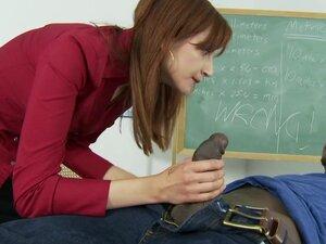 Phoenix Askani in Teacher's Got A Tight Pussy #05,