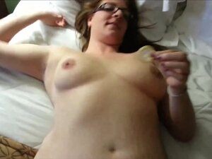Busty hairy babe gets dicked in an amateur HD