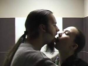 Hot couple fucking after bowling