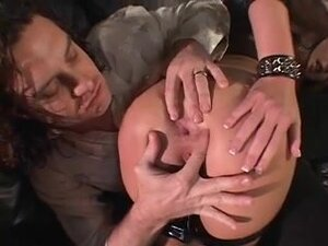 Sweetheart fucked up her ass by a big shlong