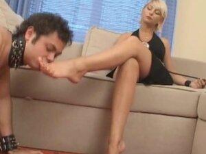 Russian-Mistress Video: Amanda, The mistress has