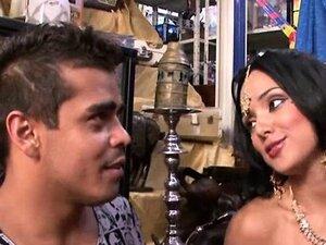 Indian Pornstar With Her Boyfriend Sucking Fucking