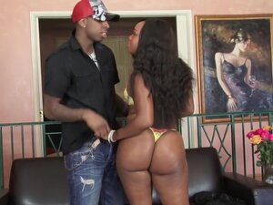 Black Chick Jayden Starr Blowjob And Fuck,