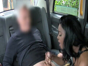 Busty ghetto babe Jasmine gets pounded by fake