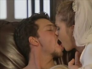 Rita Faltoyano Wedding Threesome